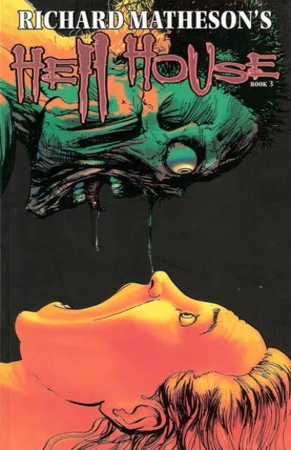 HELL HOUSE (GRAPHIC NOVEL EDITION)