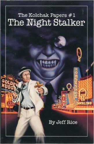 THE KOLCHAK PAPERS #1: THE NIGHT STALKER