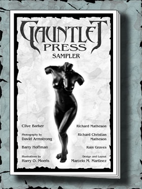 The Gauntlet Press Sampler Chapbook