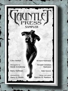The Gauntlet Press Sampler Chapbook
